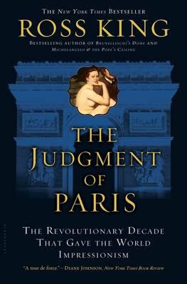 Judgment of Paris book