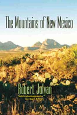 Mountains of New Mexico book