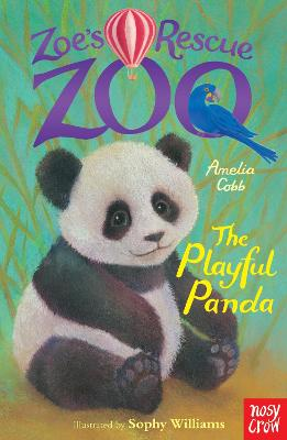 Zoe's Rescue Zoo: The Playful Panda by Amelia Cobb