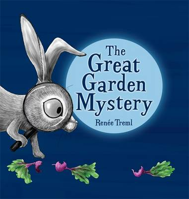 Great Garden Mystery book