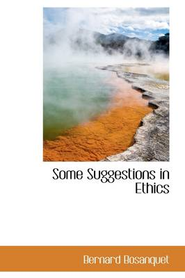 Some Suggestions in Ethics book