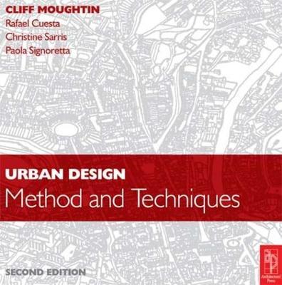 Urban Design: Method and Techniques book