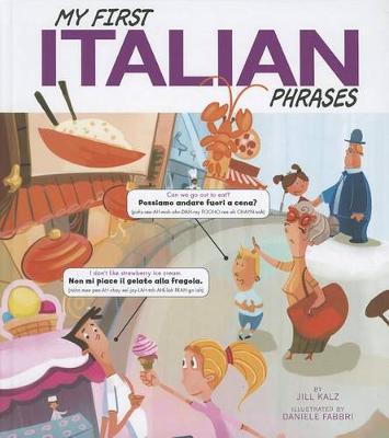 My First Italian Phrases by Jill Kalz