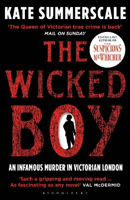 Wicked Boy by Kate Summerscale