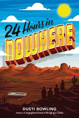24 Hours in Nowhere book