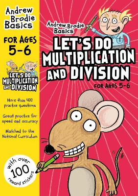 Let's do Multiplication and Division 5-6 by Andrew Brodie