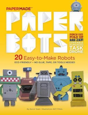Paper Bots by PaperMade