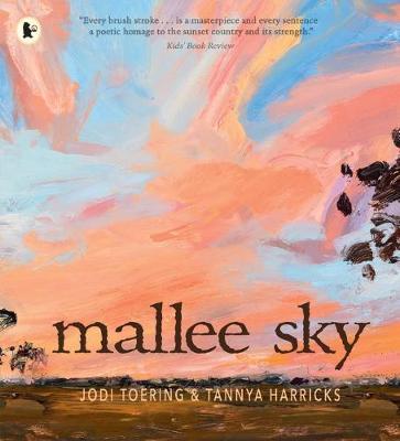 Mallee Sky by Jodi Toering
