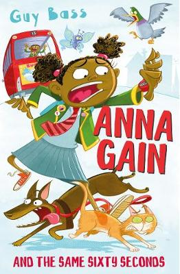 Anna Gain and the Same Sixty Seconds book