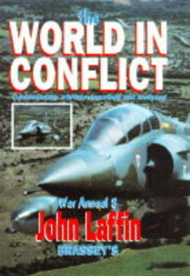 WORLD IN CONFLICT WAR ANNUAL 8 by John Laffin