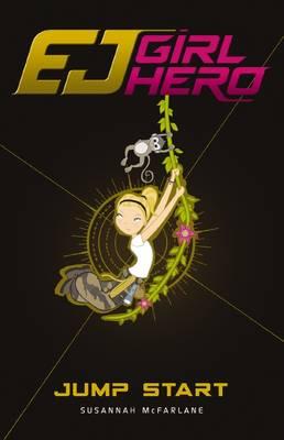 EJ Girl Hero #2: Jump Start book