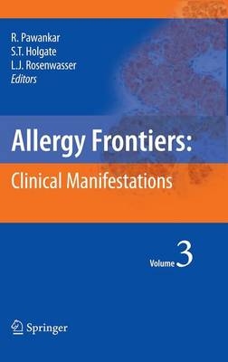 Allergy Frontiers:Clinical Manifestations by Ruby Pawankar