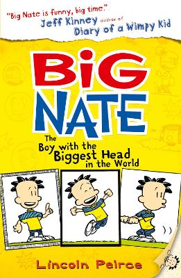 The Boy with the Biggest Head in the World by Lincoln Peirce