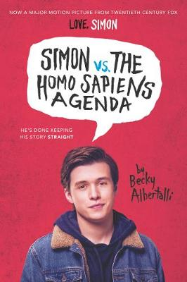 Simon vs. the Homo Sapiens Agenda Movie Tie-In Edition by Becky Albertalli