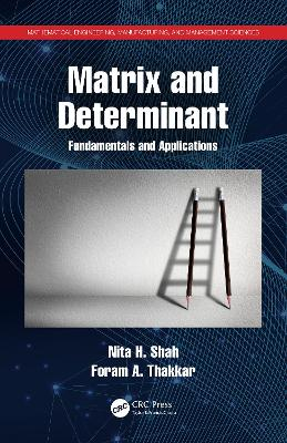 Matrix and Determinant: Fundamentals and Applications book