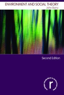 Environment and Social Theory book