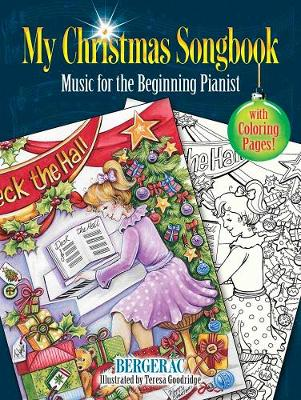 My Christmas Songbook by Bergerac