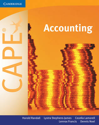 Accounting for CAPE (R) by Harold Randall