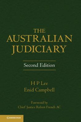 Australian Judiciary book