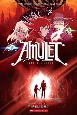 Amulet: #7 Firelight by Kazu Kibuishi