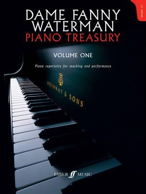 Dame Fanny Waterman's Piano Treasury Piano Solo v. 1 by Fanny Waterman