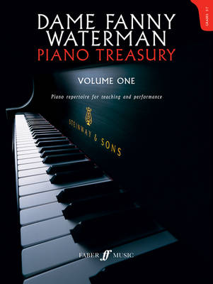 Dame Fanny Waterman's Piano Treasury Piano Solo v. 1 by Fanny Waterman