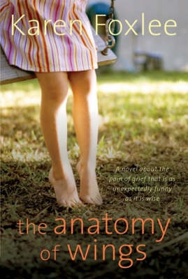 Anatomy of Wings by Karen Foxlee