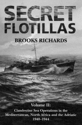 Secret Flotillas by Brooks Richards
