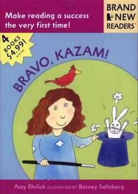 Bravo Kazam book