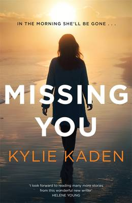 Missing You book