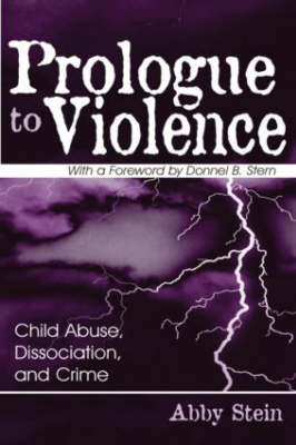 Prologue to Violence book