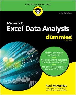 Excel Data Analysis For Dummies by Paul McFedries