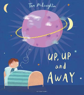 Up, Up and Away book