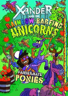 Fairies Hate Ponies by Matthew K. Manning