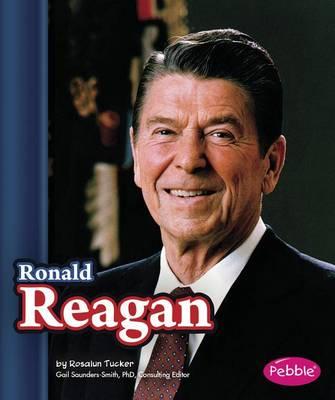 Ronald Reagan by Rosalyn Tucker