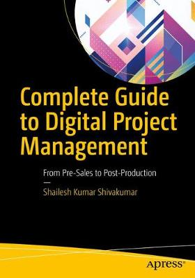 Complete Guide to Digital Project Management book