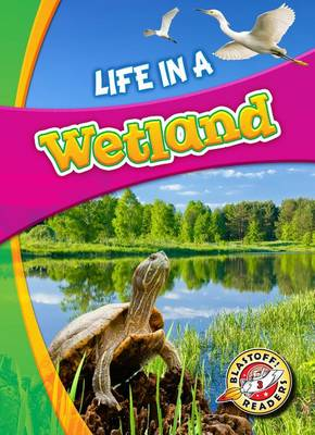 Life in a Wetland book