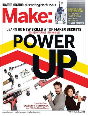 Make  Volume 50 by Mike Senese