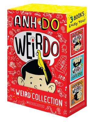 WeirDo: Weird Collection (#1-3) book