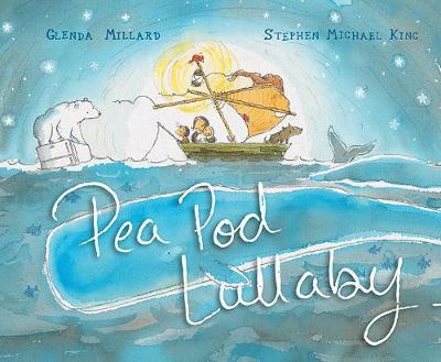 Pea Pod  Lullaby by Glenda Milllard