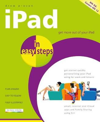 iPad in Easy Steps by Drew Provan