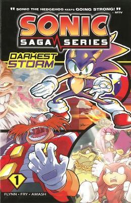 Sonic Saga Series 1: Darkest Storm by Sonic Scribes