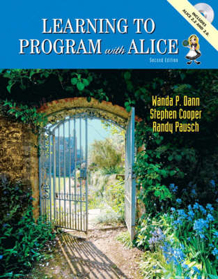 Learning To Program with Alice: United States Edition by Wanda P. Dann