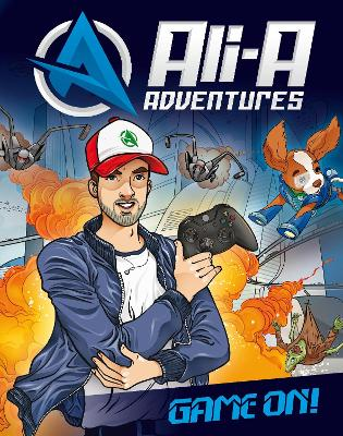 Ali-A Adventures book