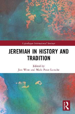 Jeremiah in History and Tradition book