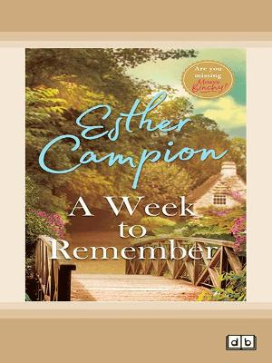 A Week to Remember book