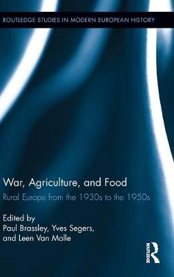 War, Agriculture, and Food book