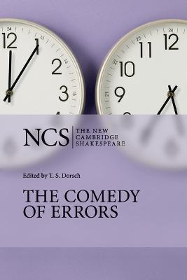 Comedy of Errors by William Shakespeare