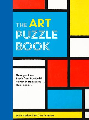 The Art Puzzle Book by Susie Hodge