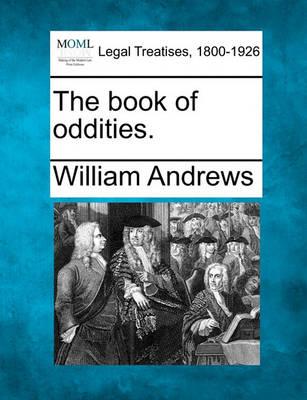 The Book of Oddities. book